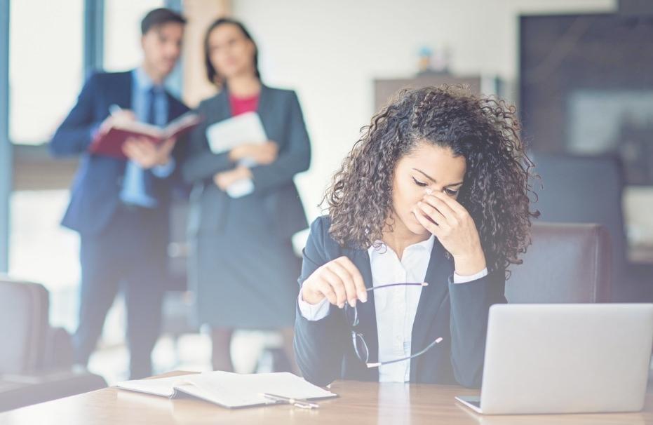 O assédio moral no ambiente de trabalho