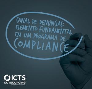 Elemento fundamental em um Programa de Compliance